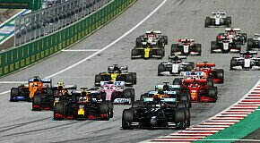 - Formel 1 - Wolff in Sorge: Österreich Angststrecke von Mercedes