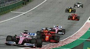 - Formel 1: Ferrari & Co. planen Einspruch vs Racing-Point-Strafe