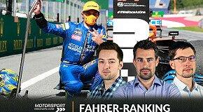 - Formel 1 Fahrerranking Österreich 2020: Norris schlägt Bottas