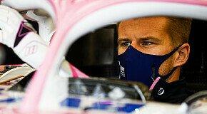 - Formel 1 Silverstone, Hülkenberg-Horror: Motor stoppt Comeback