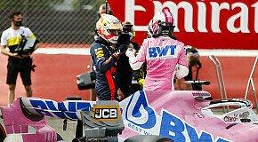 - Formel 1, Verstappen hinter dem Hulk: Falsche Herangehensweise