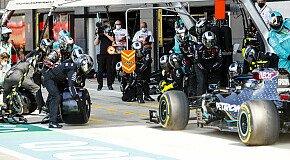 - Formel 1 Silverstone, Bottas frustriert: Mercedes hat gepennt