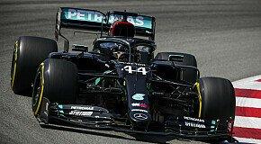 - Formel 1 Barcelona 2. Training: Hamilton verpasst Tagesbestzeit