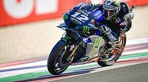- MotoGP-Drama in Misano: Vinales siegt nach Bagnaia-Crash