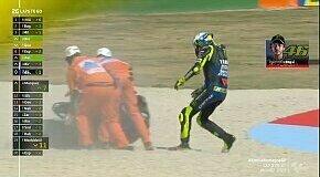 - MotoGP - Valentino Rossi: Ich habe einen Fehler gemacht
