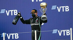 - Formel 1 Russland: Bottas feuert nach Sochi-Sieg gegen Kritiker