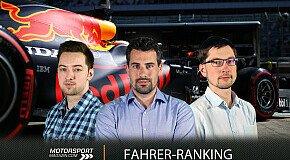 - Formel 1 Sotschi, Fahrerranking: Verstappen schlägt zurück
