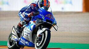 - MotoGP Aragon 2020: Rins siegt vor Marquez, Quartararo-Debakel