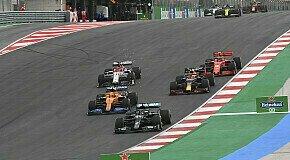 - Formel 1, Räikkönen rasiert am Start: Was machen die da?!