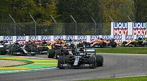 - Formel 1: Kurzes Wochenende wie Imola 2020 hat keine Zukunft