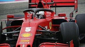 - Formel 1, Vettel: Neue Pirelli verschärfen Probleme noch mehr