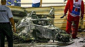 - Formel 1, Grosjean-Unfall: FIA verändert Strecke für Sakhir GP