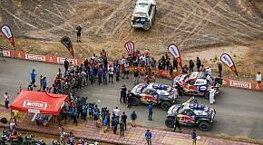 - Rallye Dakar 2021: Ergebnisse und Gesamtwertung