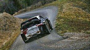 - WRC Rallye Monte-Carlo 2021 live: Aus für Tänak, Ogier führt