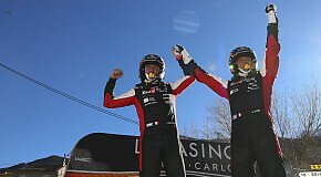 - WRC Rallye Monte-Carlo 2021: Sebastien Ogier triumphiert