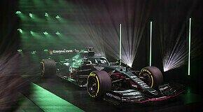 - Sebastian Vettels neues Formel-1-Auto: Aston Martin zeigt AMR21