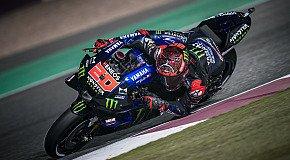 - MotoGP Katar: Quartararo ringt Ducati in einem Krimi nieder