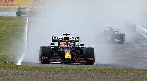- Formel 1 Imola: Verstappen siegt im Chaos, Hamilton rettet sich