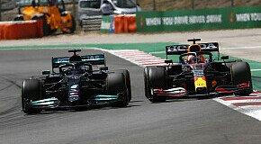 - Formel 1, Portugal: Hamilton siegt, Vettel im Rückwärtsgang