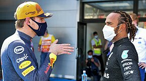 - Formel 1, Verstappen verpasst Pole: Hamilton am Start knacken