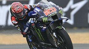 - MotoGP Le Mans 2021: Alle Stimmen zum Qualifying-Krimi