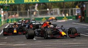 - Formel 1 Frankreich: Red Bull fürchtet Mercedes in Normalform