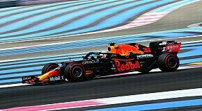 - Formel 1, Frankreich FP2: Max Verstappen kontert gegen Mercedes