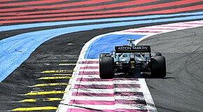 - Formel 1 Frankreich, Kerbs zerstören Autos: Teams rebellieren