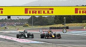 - Formel 1, Hamilton: Härter gegen Verstappen wehren sinnlos