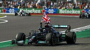 - Formel 1 Silverstone: Hamilton siegt nach Unfall mit Verstappen