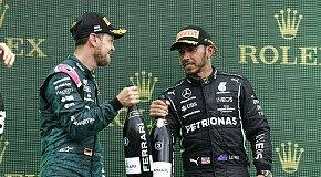 - Podium weg, Vettel disqualifiziert: Zu wenig Benzin im Tank