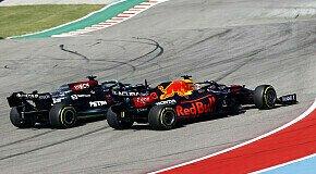 - Formel 1, USA: Verstappen siegt, Hamiltons Offensive scheitert