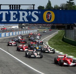 Formel 1 Imola, Emilia Romagna GP