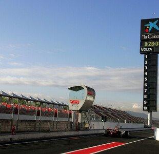 Formel 1 Spanien GP, Barcelona
