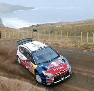 WRC Neuseeland Rallye