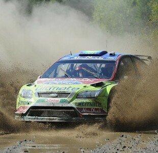 WRC Rallye Japan