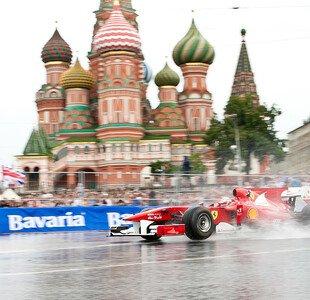Formel 1 Russland GP, Sotschi