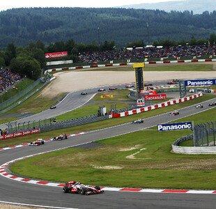 Nürburgring, F1