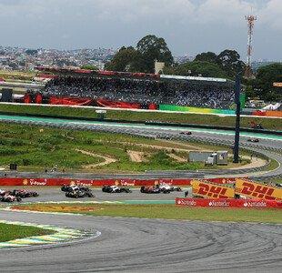 Rennkalender, Formel 1