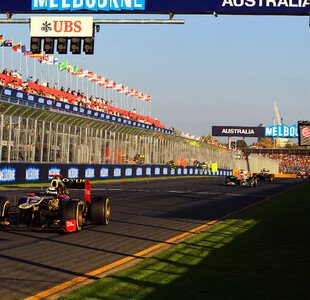 Formel 1 Australien, Melbourne