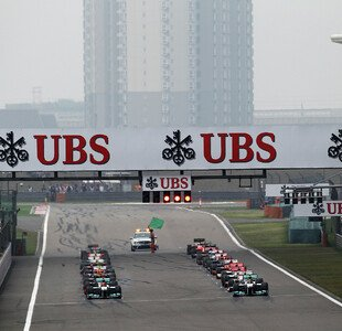 Formel 1 China GP, Shanghai