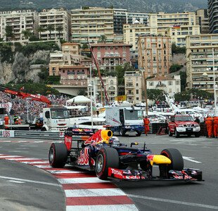 Formel 1 Monaco GP