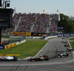 Formel 1 Kanada GP, Montreal