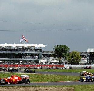 Großbritannien GP (F1)