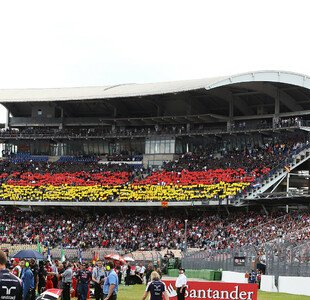 Deutschland GP, Formel 1