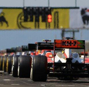 Formel-1-Saison 2012