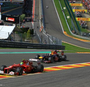 Formel 1 Spa, Belgien GP