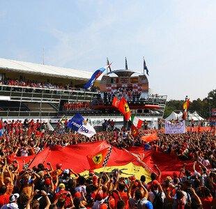Formel 1 Monza, Italien GP