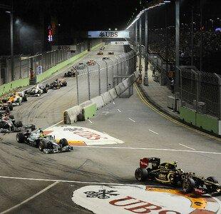 Formel 1 Singapur GP