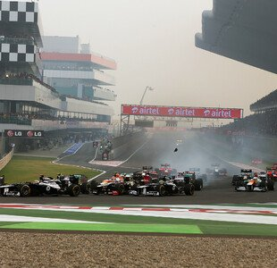 Indien GP, Formel 1